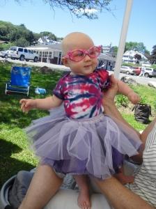 My very stylish Daughter, Harper