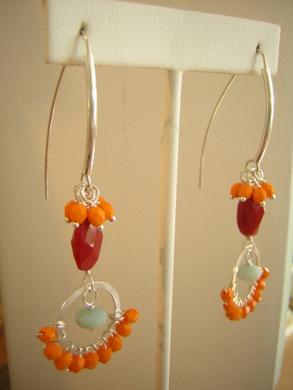 image via minkadesign.wordpress.com.  Earrings $75