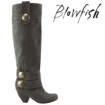 Blowfish Boot $99 image via bakers.com