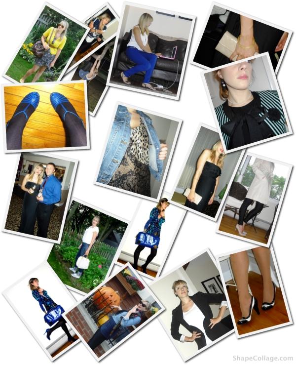 weardrobe collage